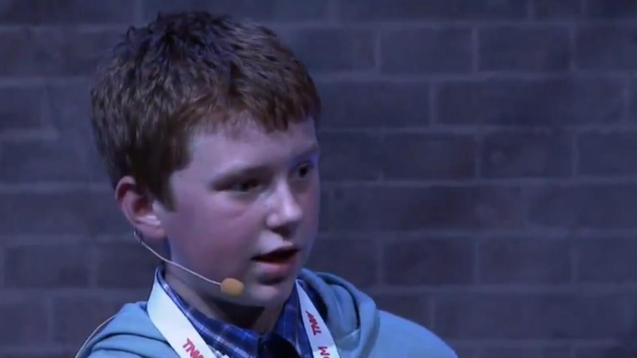 Inspiring stuff: Meet two talented tech entrepreneurs aged just 13