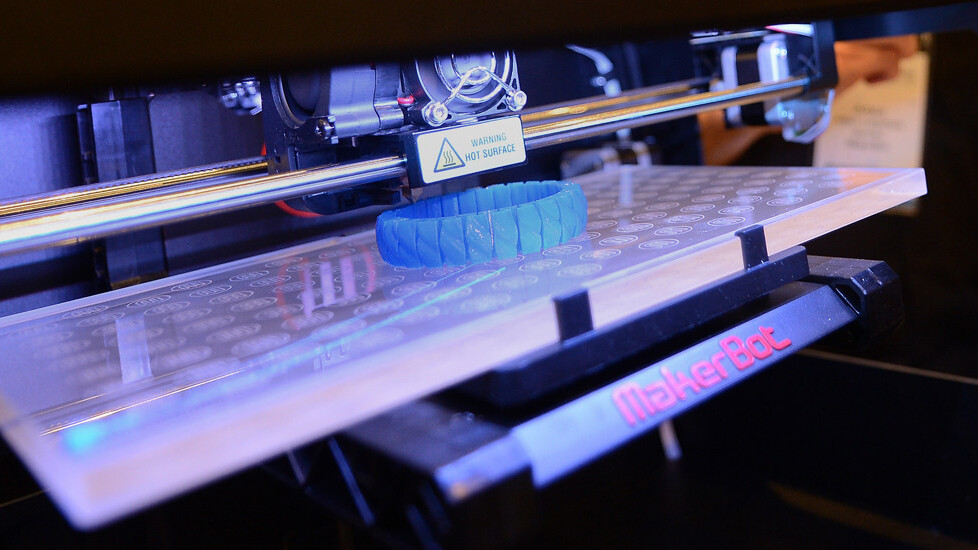 Dell partners with MakerBot to resell 3D printers and scanners to US businesses starting on February 20
