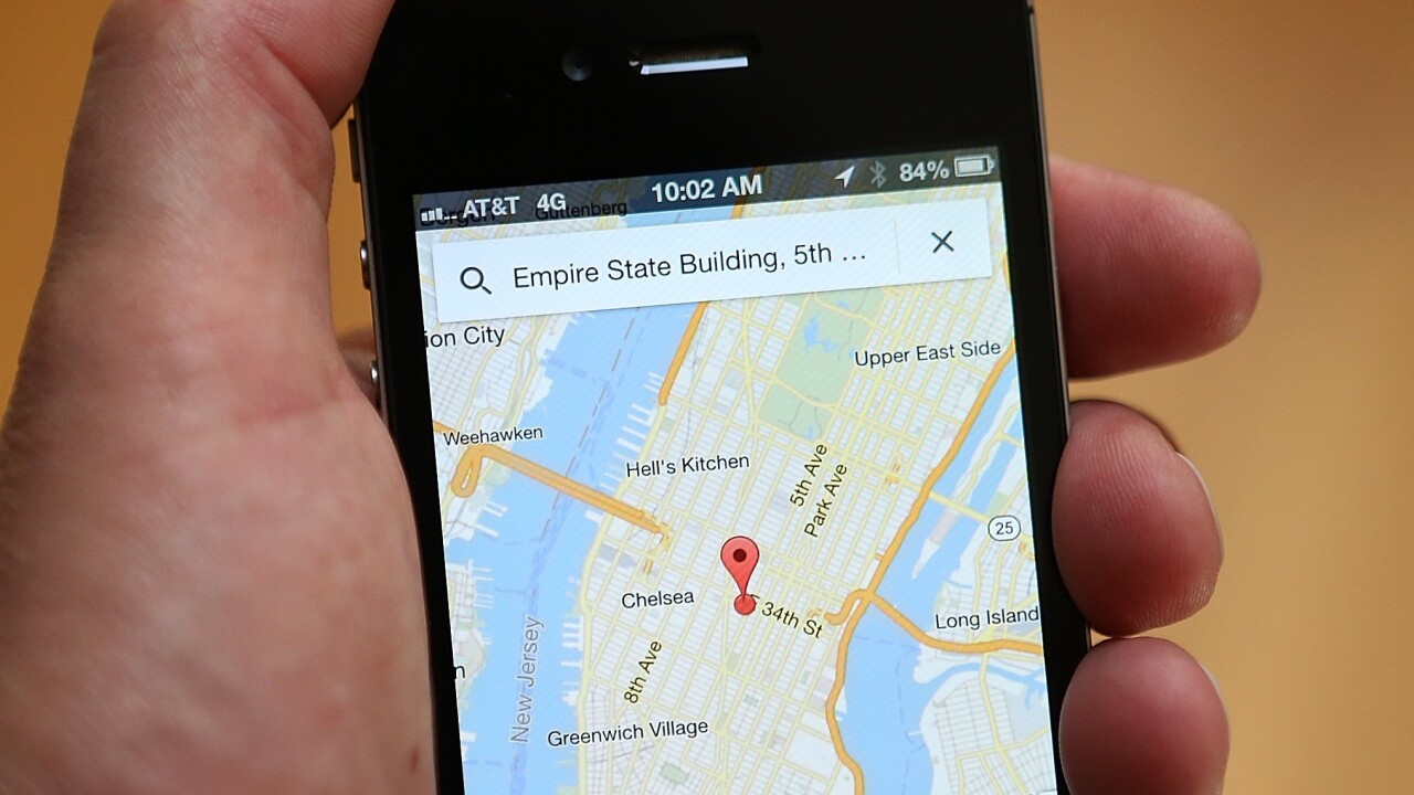 Google Maps for Android and iOS now shows 'relevant' ads at the bottom of the screen after you perform a search