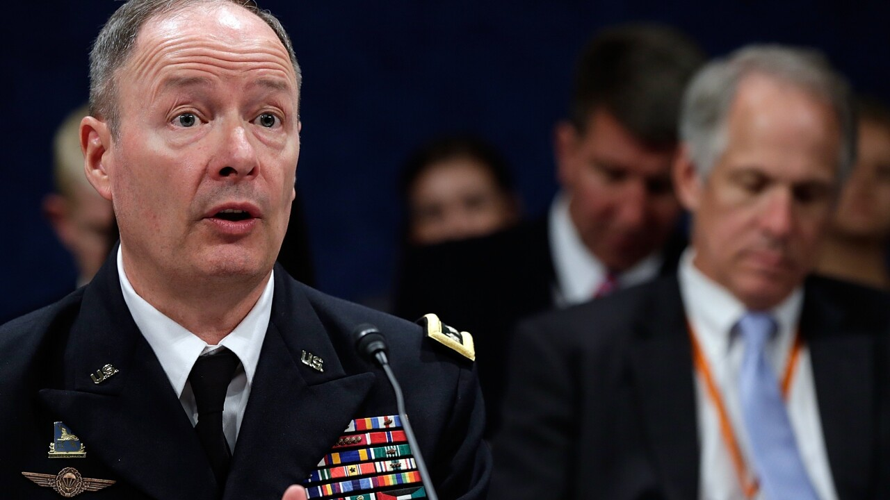 NSA chief says data collection program prevented 10 terrorist plots in the US and 50 worldwide