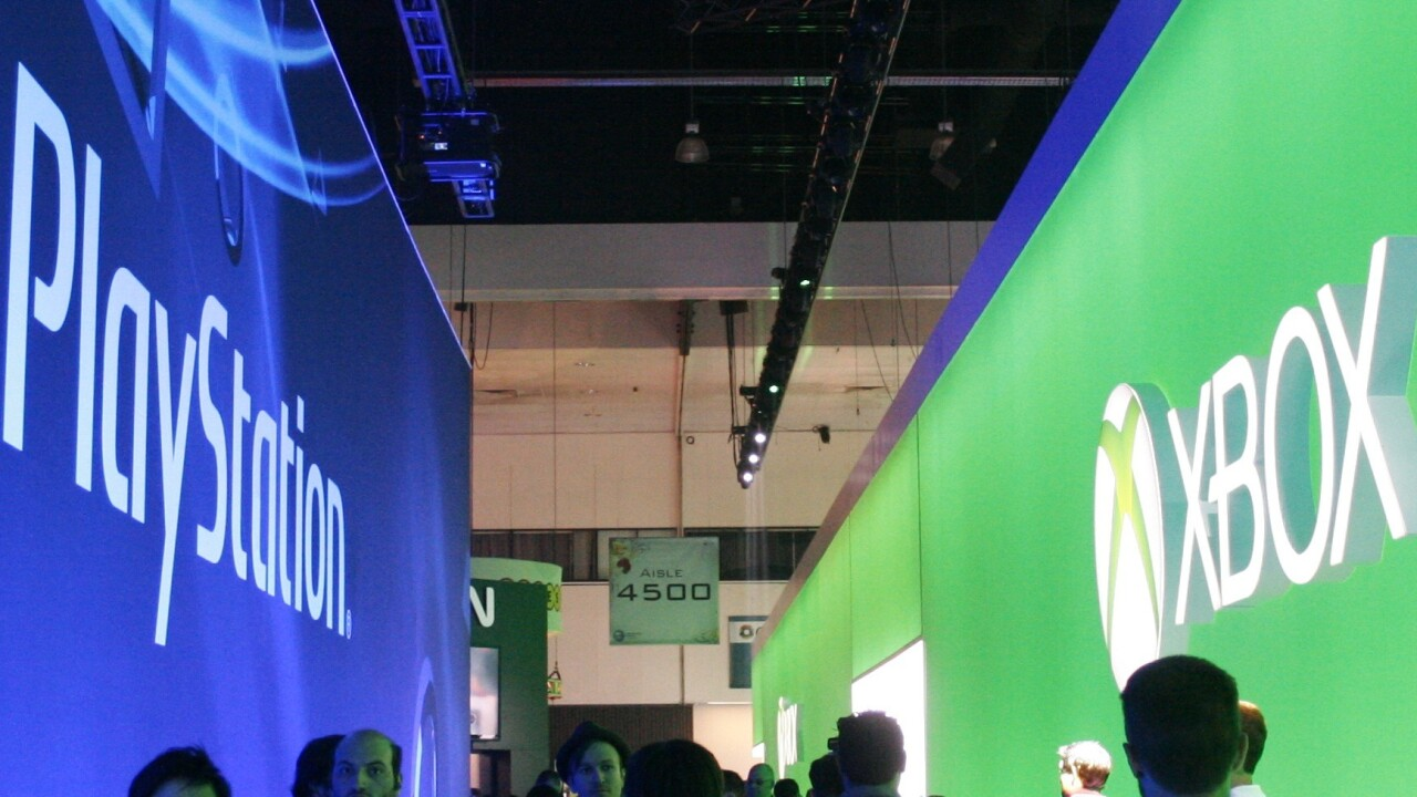 E3 showdown: Xbox One vs PlayStation 4