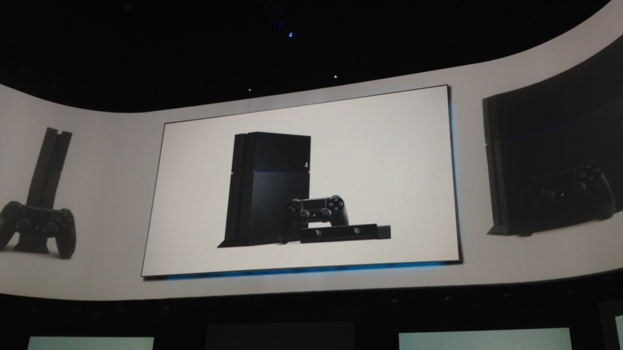 Sony confirms the PS4 will have voice-recognition support via the PlayStation Camera