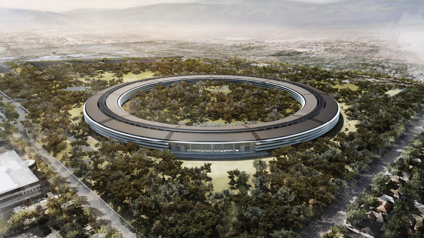 Apple releases economic impact report for new headquarters, predicts 23,400 employees by 2016