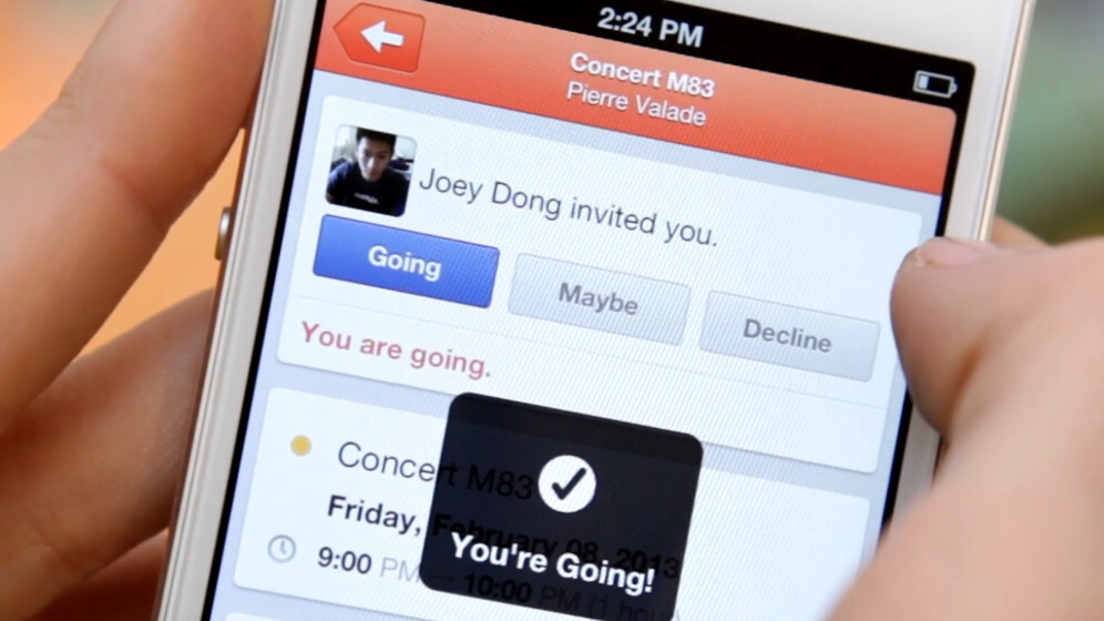 Smart iOS calendar Sunrise now logs your Foursquare checkins and offers CrunchBase info for contacts