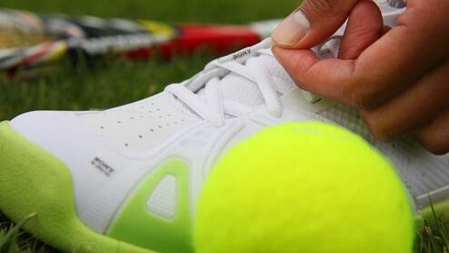Sony showcases new high-res 4K TV tech by planting tiny adverts on Wimbledon tennis player