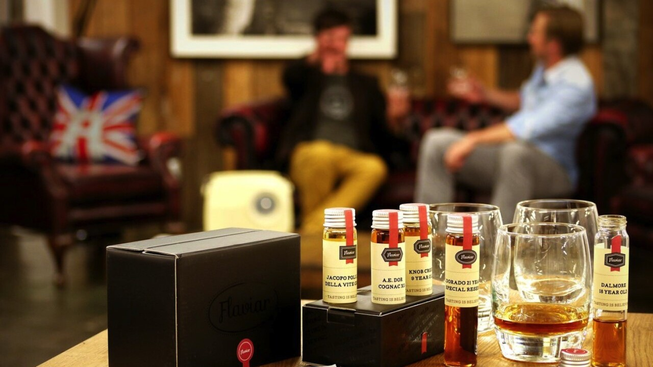 One year on, Flaviar raises $400k and boosts booze subscription service with full bottle sales