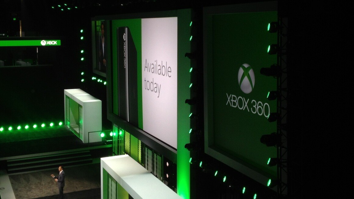 Microsoft announces new Xbox 360 console based on Xbox One design, available today