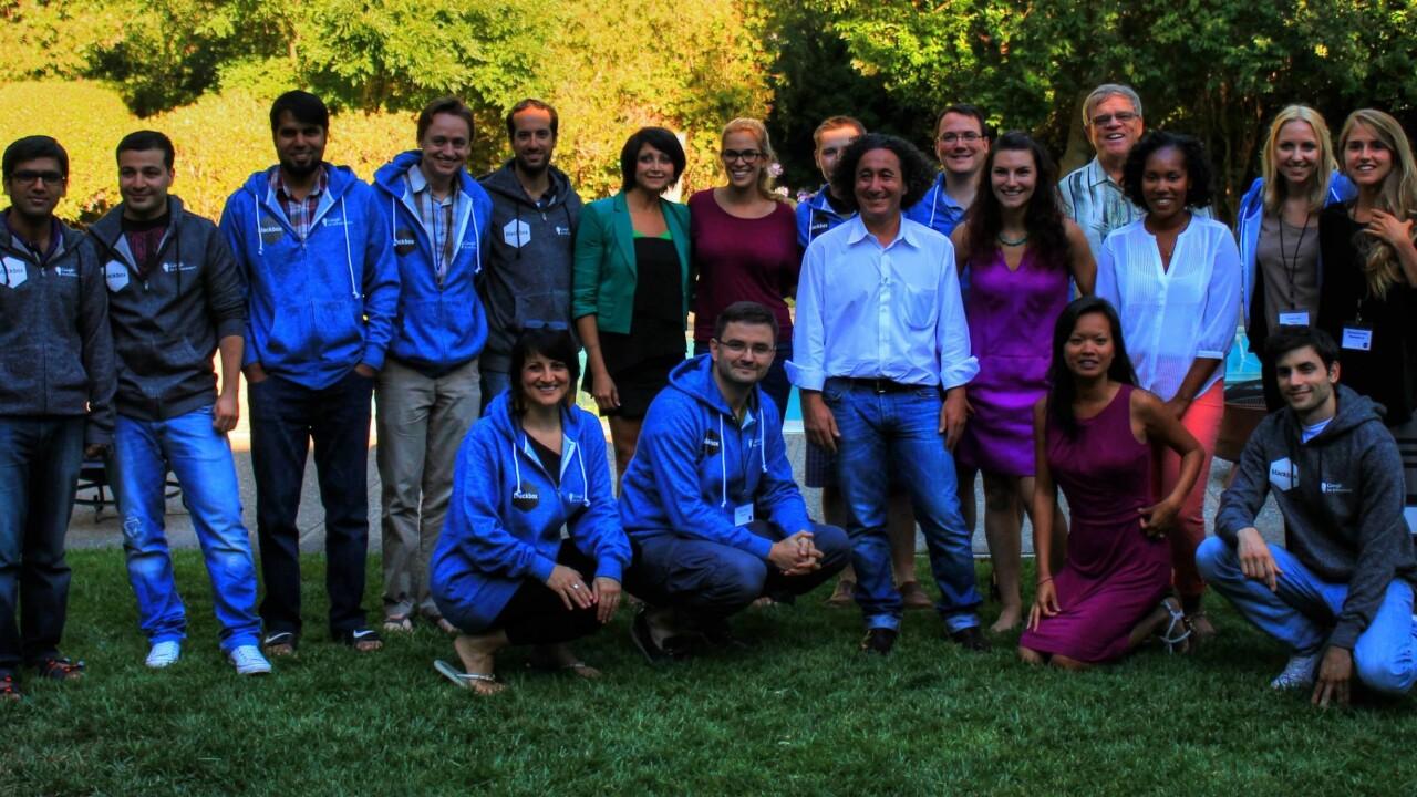 Google and Blackbox kicks off its summer 2013 program to help jumpstart 8 international startups