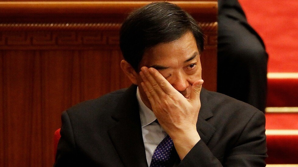 China's censorship on Sina Weibo in overdrive after former official Bo Xilai is charged with bribery