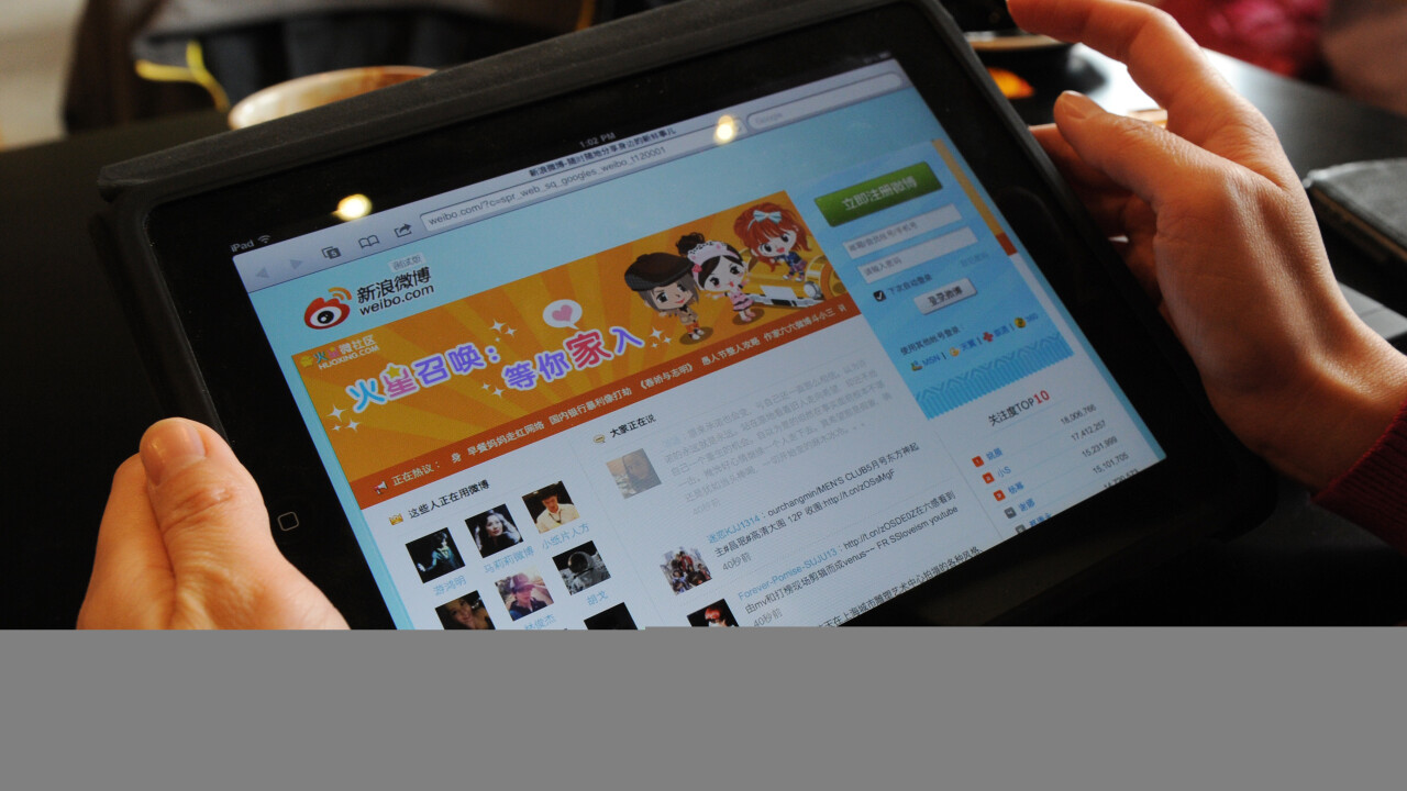 You can sidestep China's censorship and decrypt Sina Weibo posts with this newly-launched tool