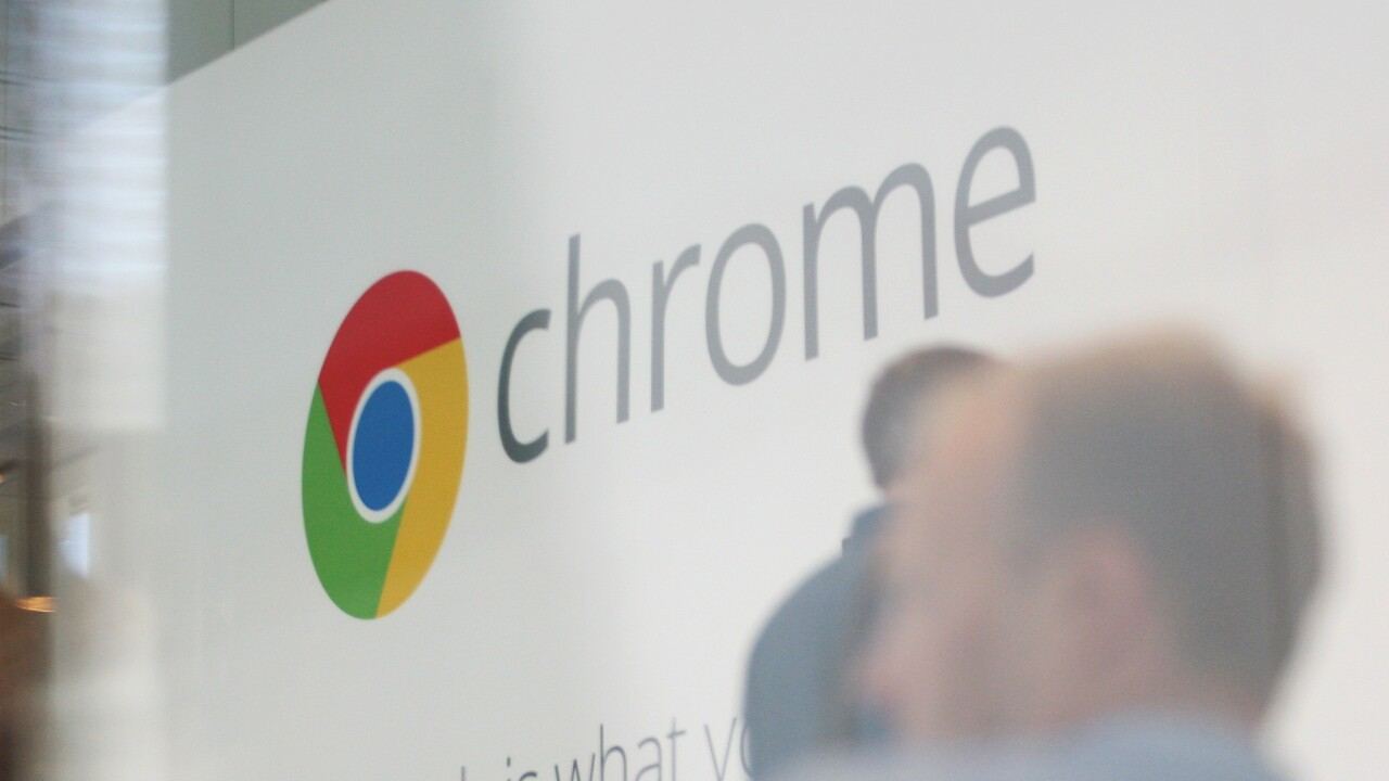 Google announces Chrome Dev Summit, a two-day developer event on November 20 and 21 in Mountain View