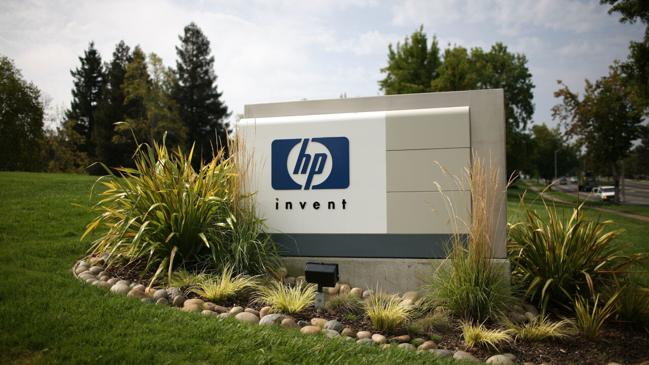 'It's not too late': HP exec says firm is developing a new smartphone with a unique user experience