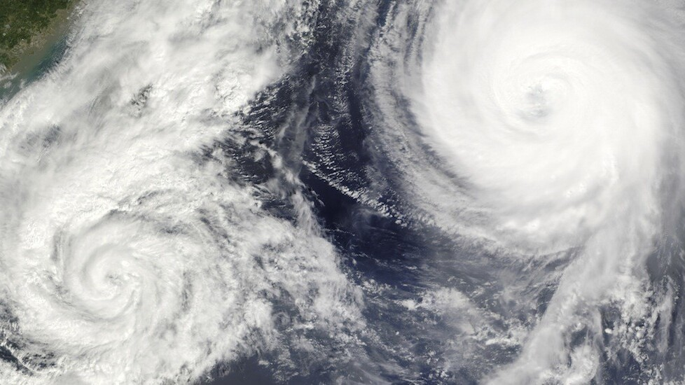 Google launches public alerts and crisis map for Taiwan as a typhoon threatens to hit the island