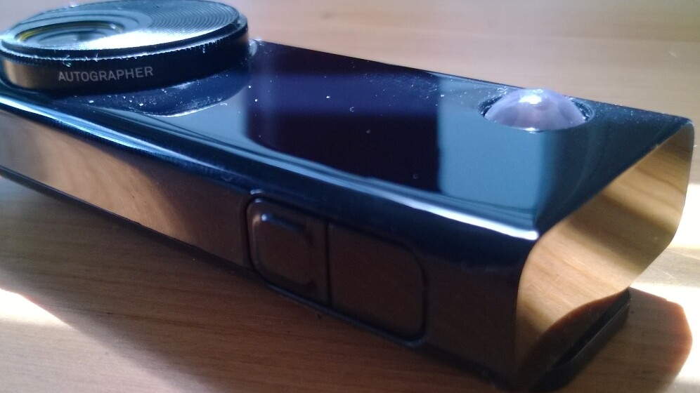 Autographer's life-logging camera now has its very own Android app