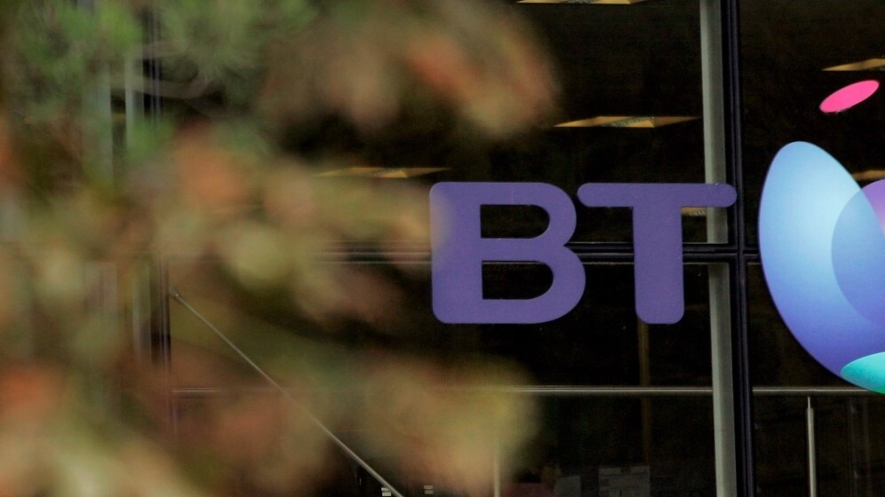 EE's 4G network will be used to underpin BT's mobile services