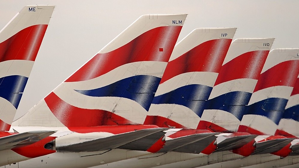 Please British Airways, give us in-flight WiFi. Europe is way behind the US