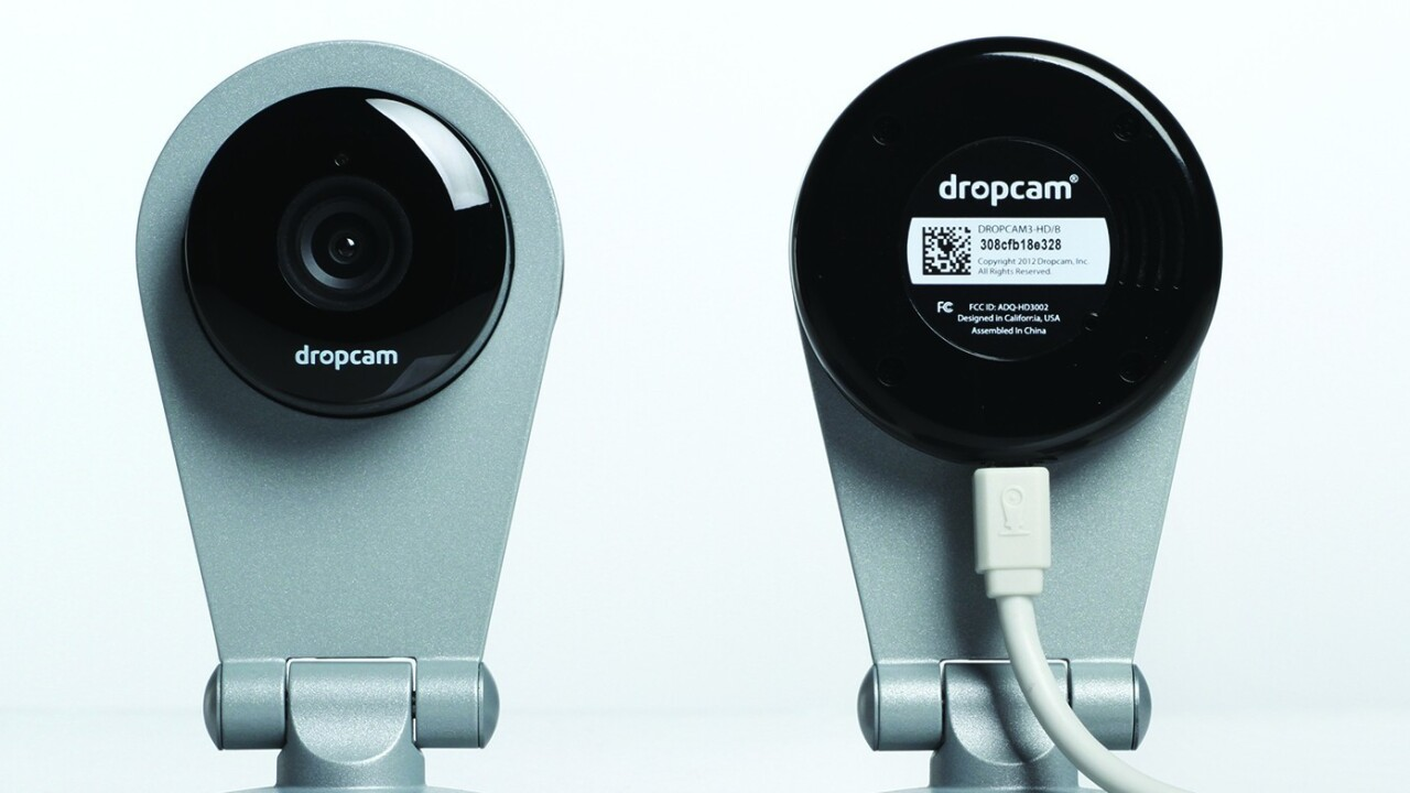 Dropcam raises $30M from IVP, Kleiner Perkins to expand its cloud video camera service