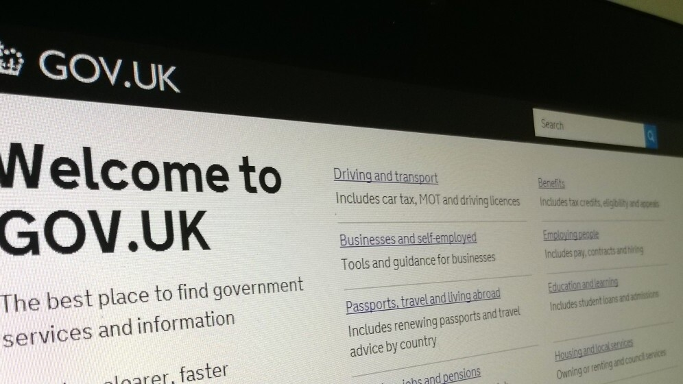 The UK public will one day be able to influence government policy, simply by using new digital services