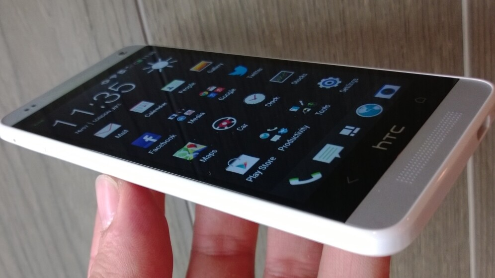 HTC One Mini officially unveiled, will be heading to the UK and Germany first