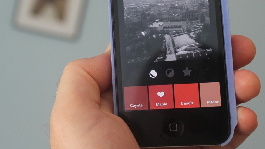 Landcam: A beautifully-designed camera app for iPhone with filters, fonts and all the fun of the fair