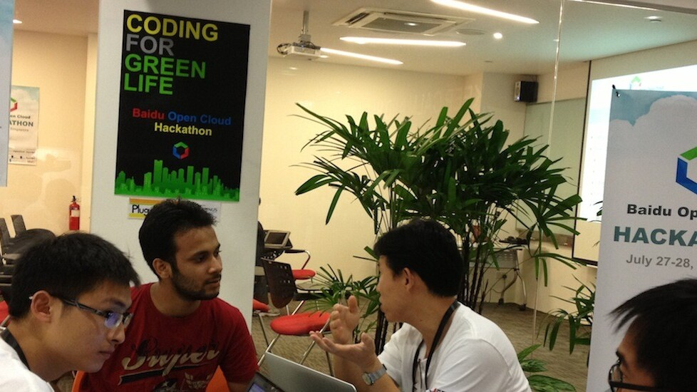 China's Baidu continues to explore possibilities in Southeast Asia with hackathon in Singapore