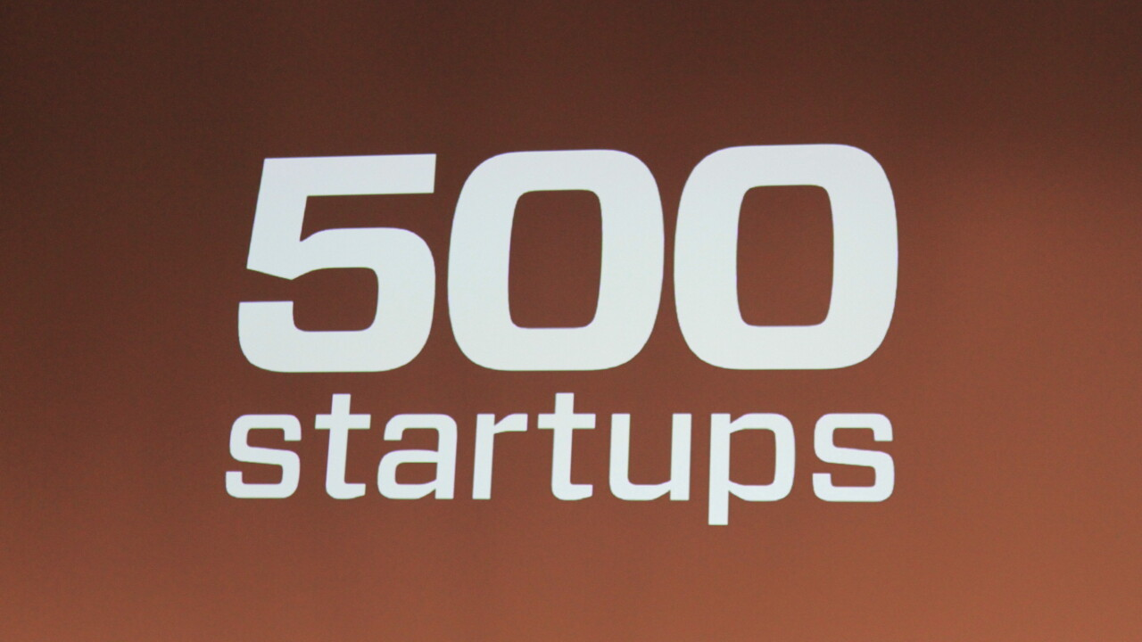 Here are our 5 favorite companies from 500 Startups' sixth batch demo day
