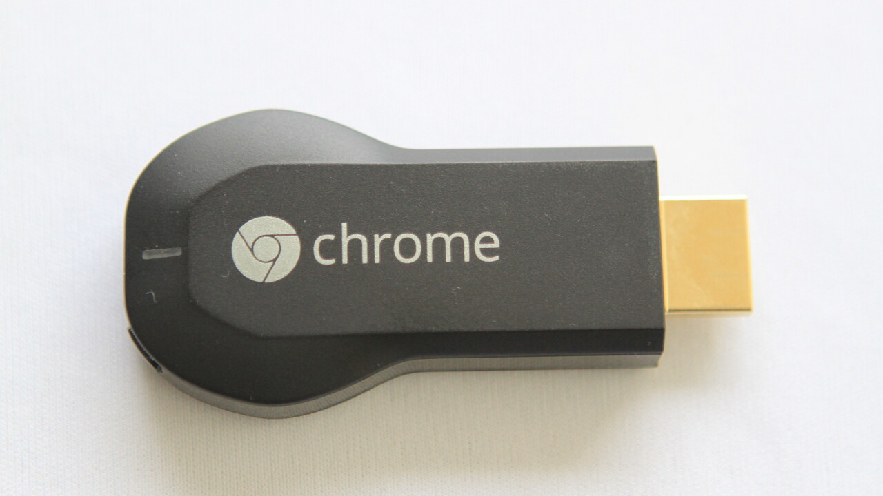 Google's free Netflix promotion for Chromecast sells out in a day