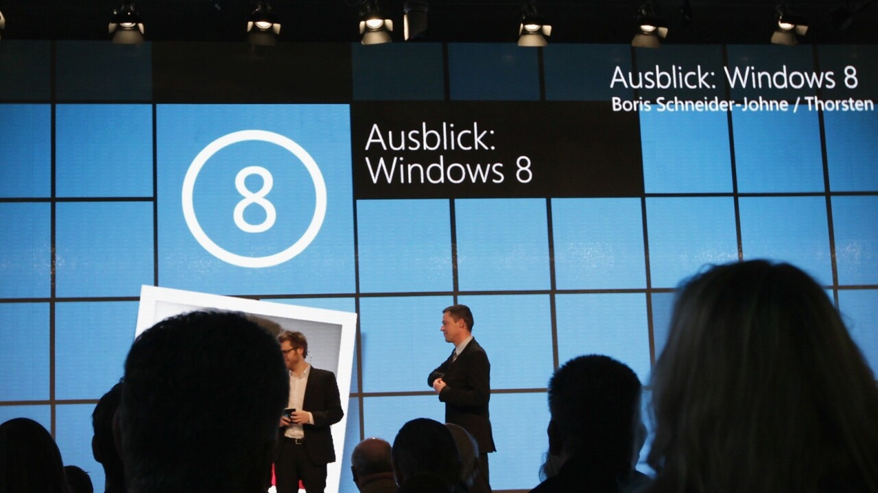 Microsoft announces 100k apps now in the Windows 8 App Store