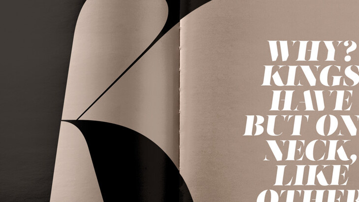 30 of the most beautiful typefaces released last month