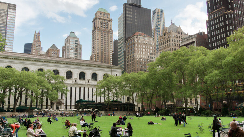 NYC adds WiFi hotspots in 32 more parks, but with a catch: Only 10 minutes of free browsing per day