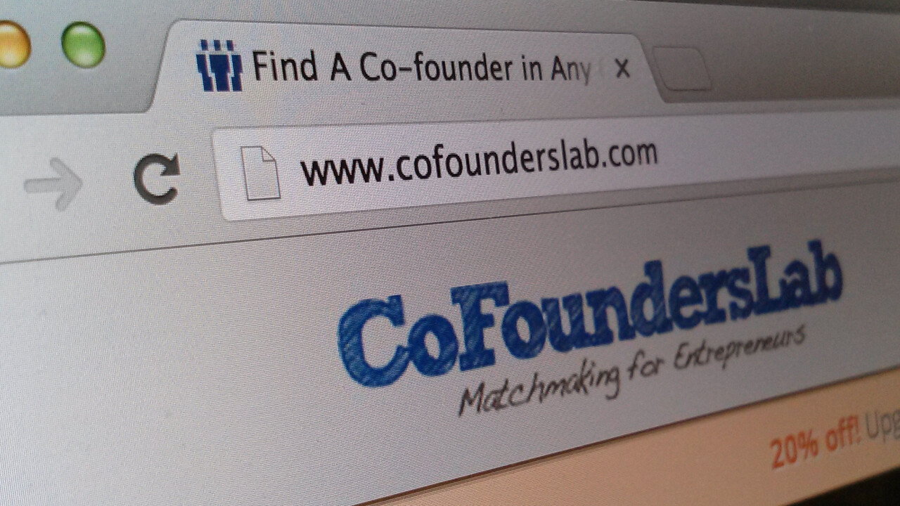 CoFoundersLab expands worldwide to help you find the perfect person to begin your new startup with