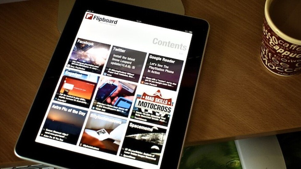 Flipboard suffers second outage in two days following Google Reader's closure (Update: Now fine)