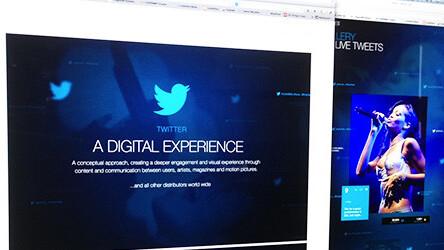 Twitter reimagined: Viral Facebook concept designer gives the blue bird a makeover