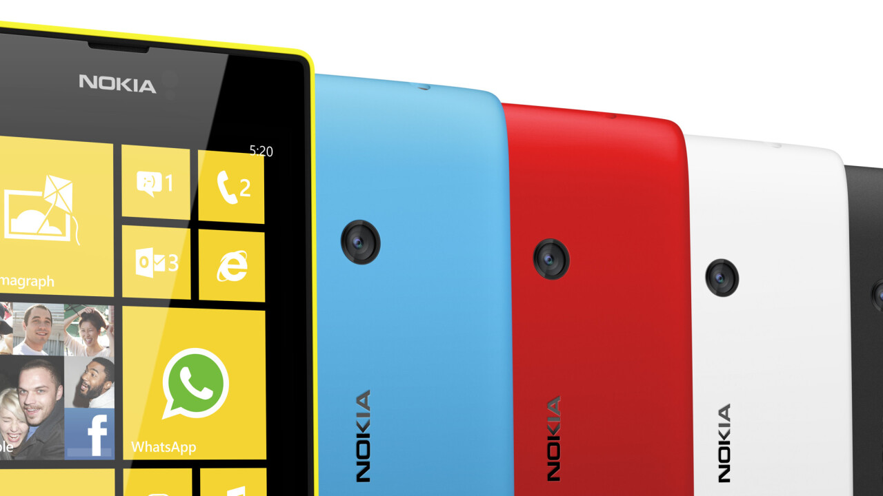 Nokia and Microsoft's downmarket strategy validated? Lumia 520 is reportedly the most popular Windows Phone