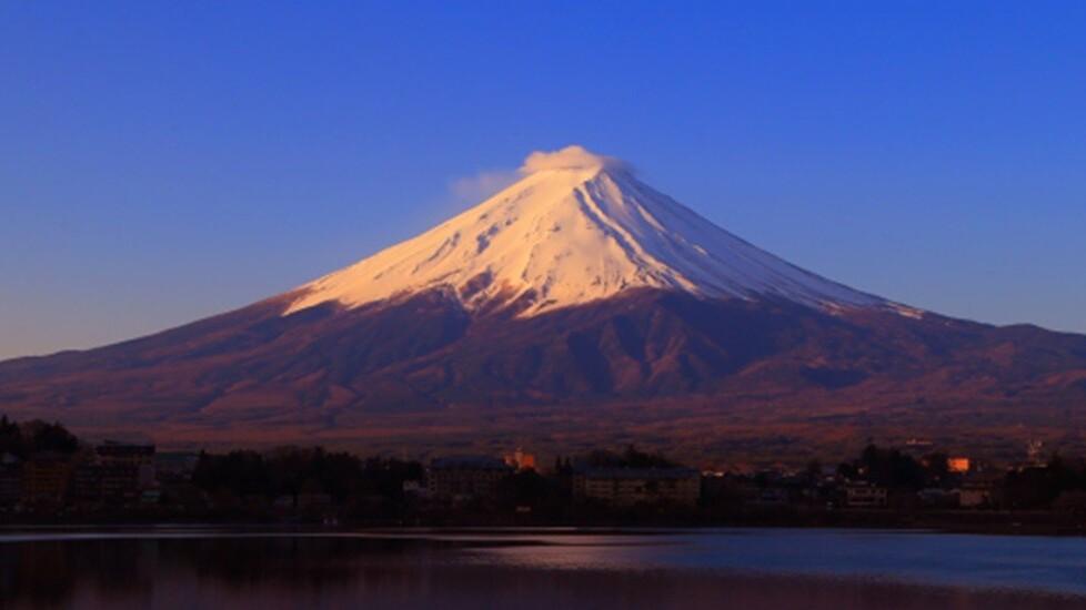 Google Street View scales Japan's iconic Mount Fuji