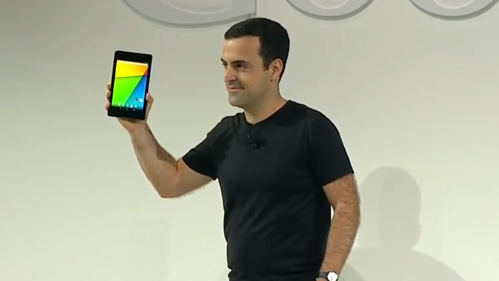 Google releases factory images and binaries for new Nexus 7, seemingly ending dispute with Qualcomm