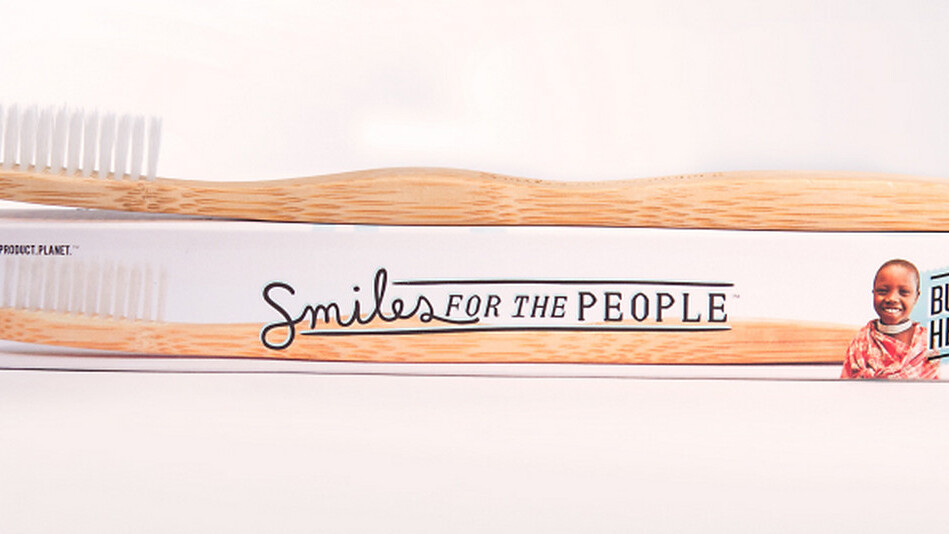 Smiles for the People: A social enterprise with an eco-friendly toothbrush
