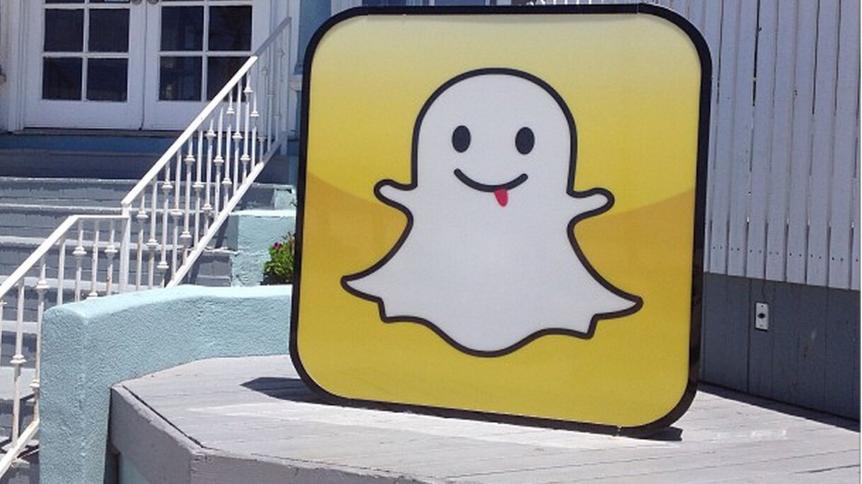 Snapchat apologizes for increase in spam, recommends users adjust settings so only friends can send them snaps