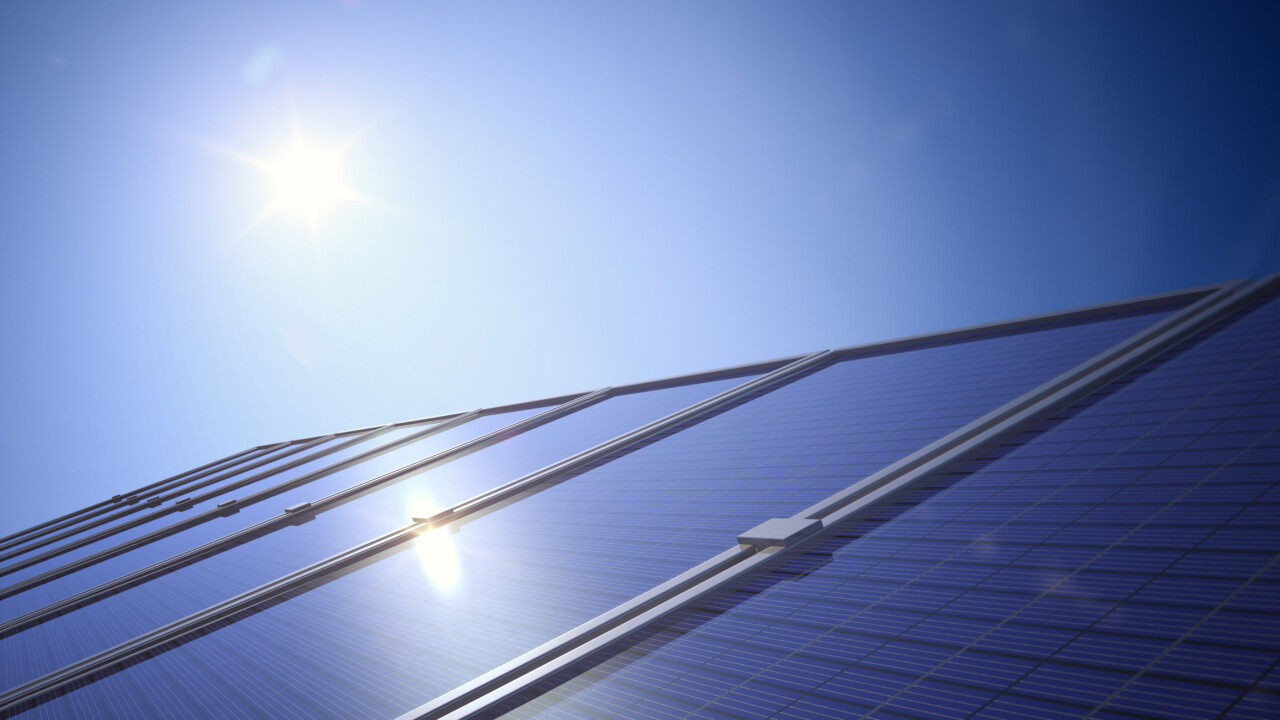 Apple is building a solar grid for its data center in Reno, Nevada