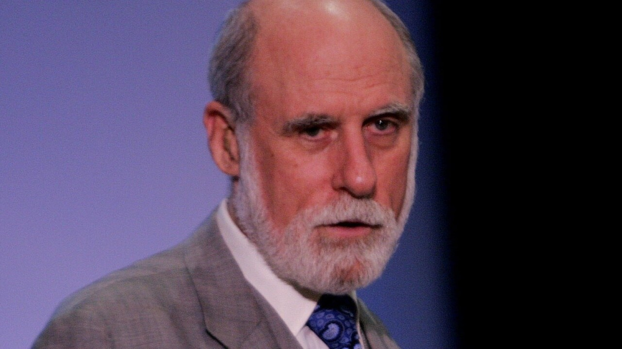 Internet pioneer Vint Cerf talks online privacy, Google Glass and the future of libraries