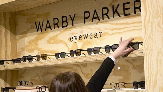 Warby Parker has donated 500,000 pairs of glasses, but how many has it sold?