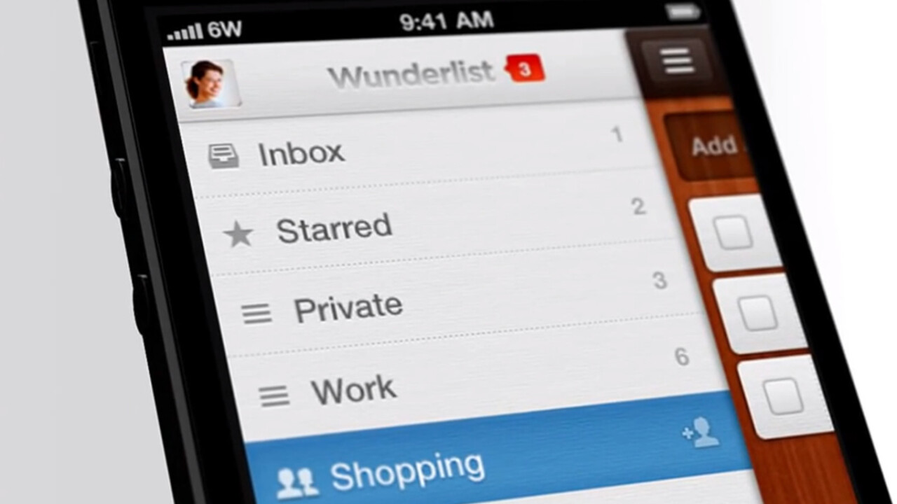 Microsoft acquires 6Wunderkinder, the company behind popular to-do list app Wunderlist