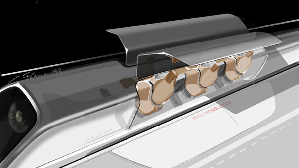 Hyperloop's first 800MPH pods will be designed by MIT and tested this summer