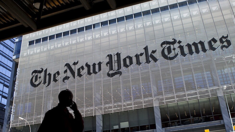 Twitter and New York Times test feature that lets users tweet highlighted sentences