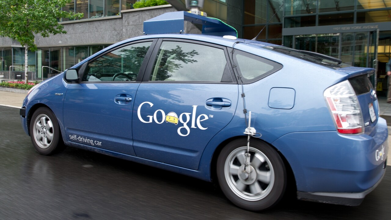 Google quietly rolls out a car insurance price comparison service for drivers in France