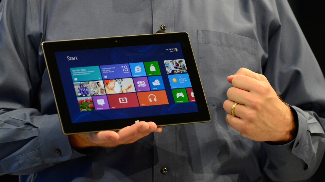 Bing for Schools lets US citizens earn free Surface RT tablets for their school just by using Bing