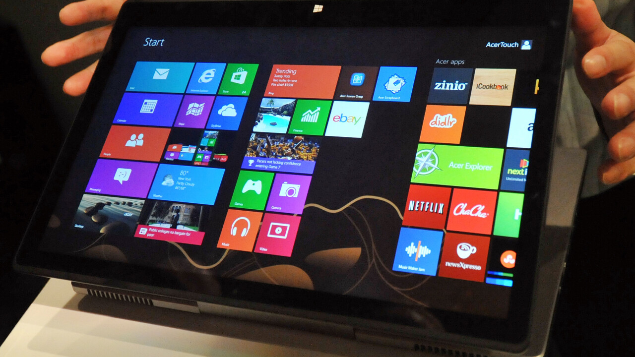 Microsoft releases Windows 8.1 to its hardware partners ahead of public launch on October 18