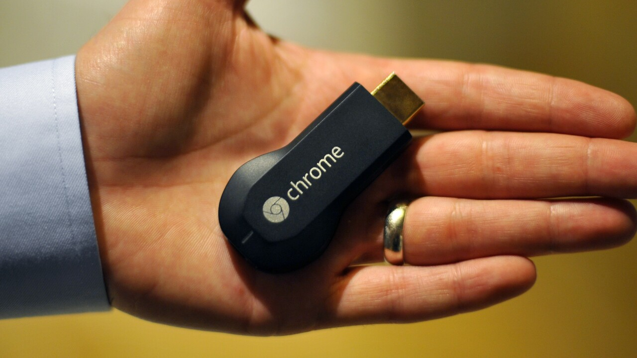 Google Chromecast now available in Canada, UK and 9 other European countries