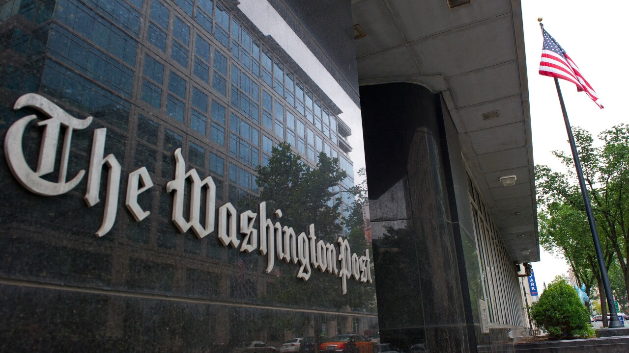 The Washington Post almost bought Reddit in 2006