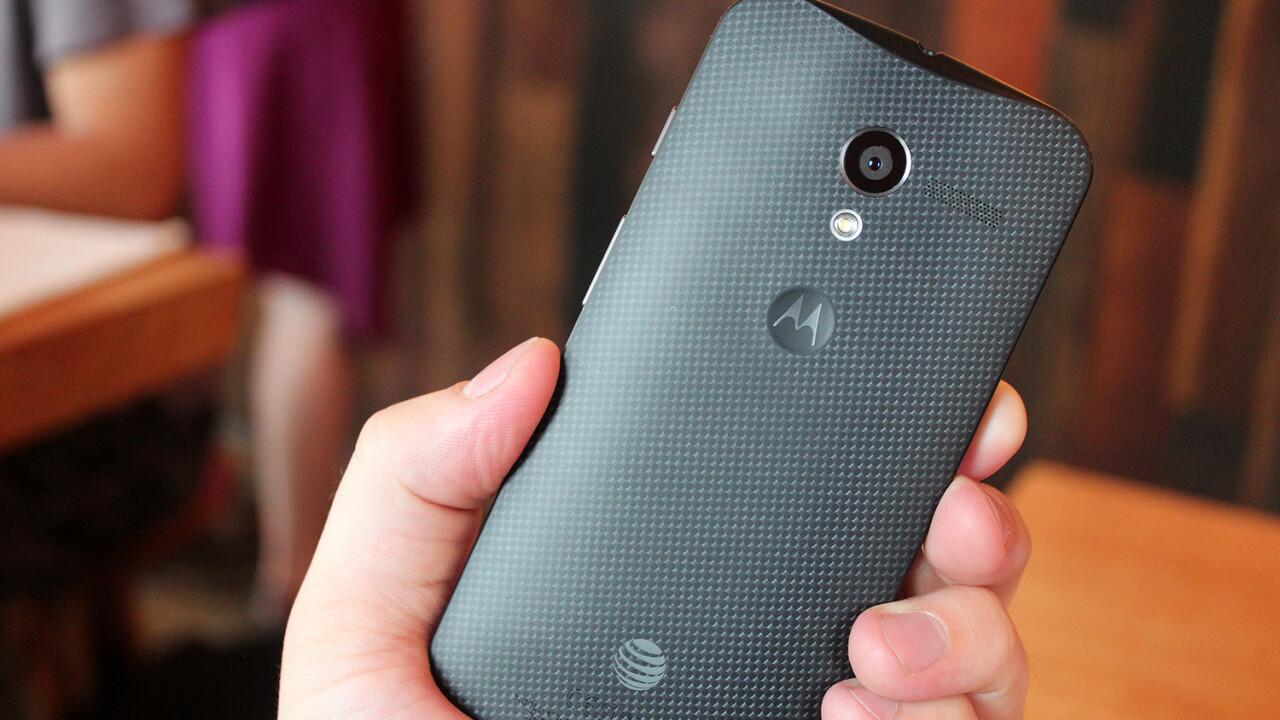 Motorola's Moto X: 4.7″ screen, 16/32GB memory, 24-hour battery, $199 customizable smartphone coming late August